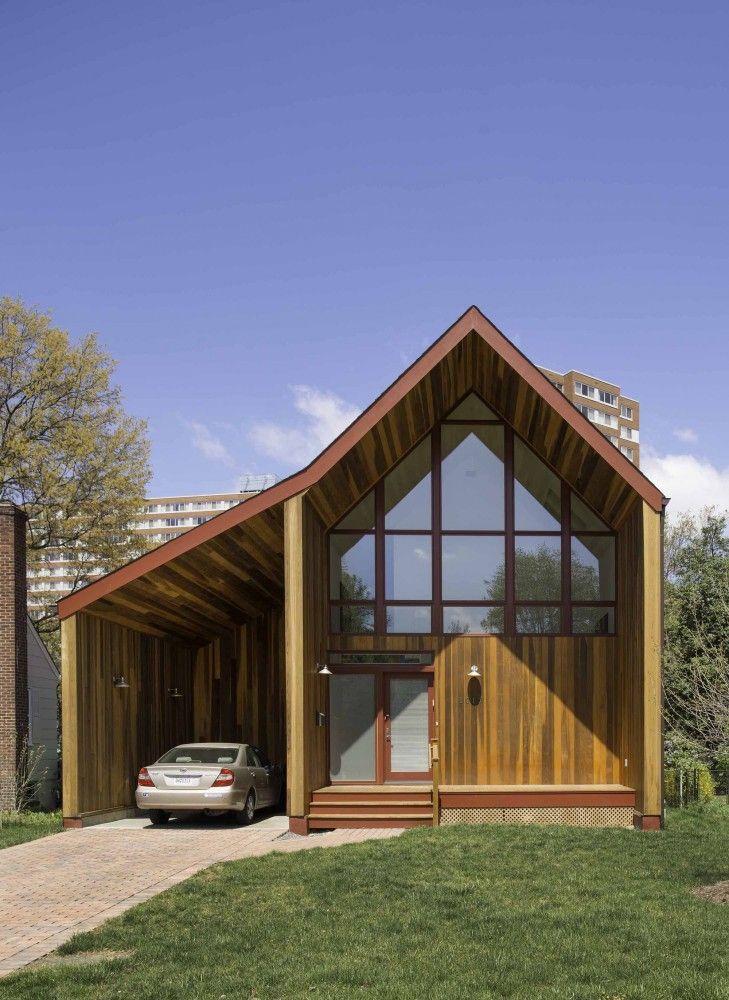 House, Arlington, Virginia, USA (by Studio Twenty Seven)