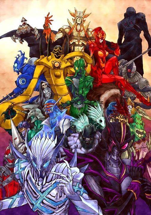 Kamen Rider Memory