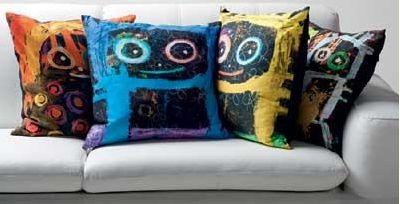 Poul Pava pillows