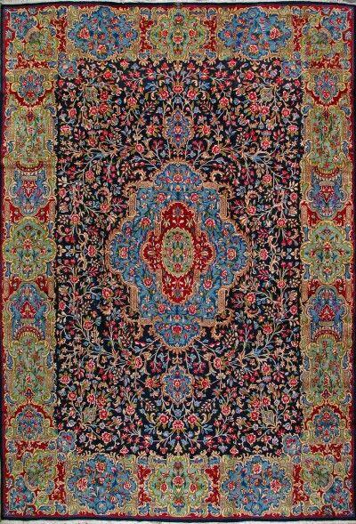 Kerman Persian rug 300×440 cm.