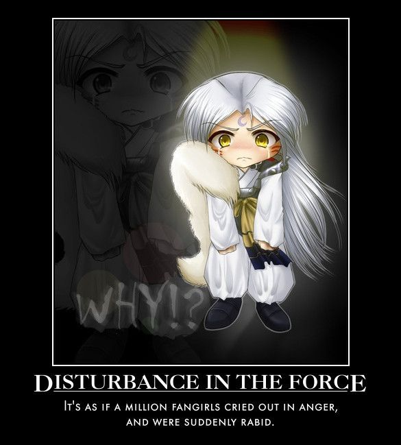 Inuyasha Motivational Posters | Crunchyroll - Forum - Anime Motivational Posters (READ FIRST POST ...
