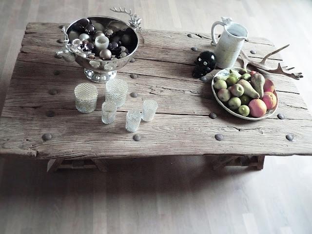 Vintage Rustic Coffee Table