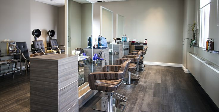 Uptown Spa Hair Salon.