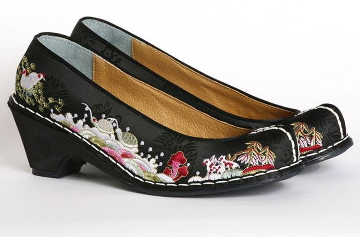 sonjjang hanbok - shoes for Korean clothes, Korean dress online