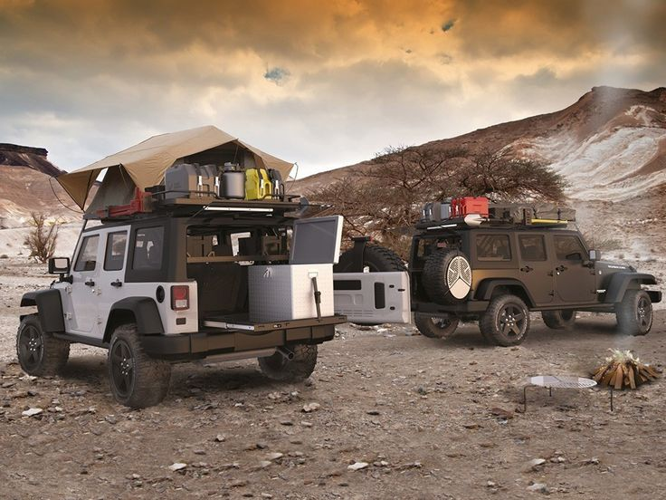 Jeep Wrangler Jk Roof Rack 4 Door Half Cargo Rack Front Runner Slimline Ii Extreme Jeep Wrangler Jeep Wrangler Jk Roof Rack