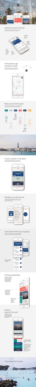 The Pulse travel app: