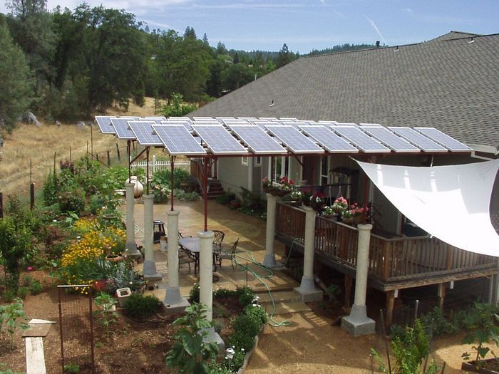 Shade Structures   Created With Solar Panels! | Creative Shade Structure |  Pinterest | Shade Structure, Solar And Solar Power