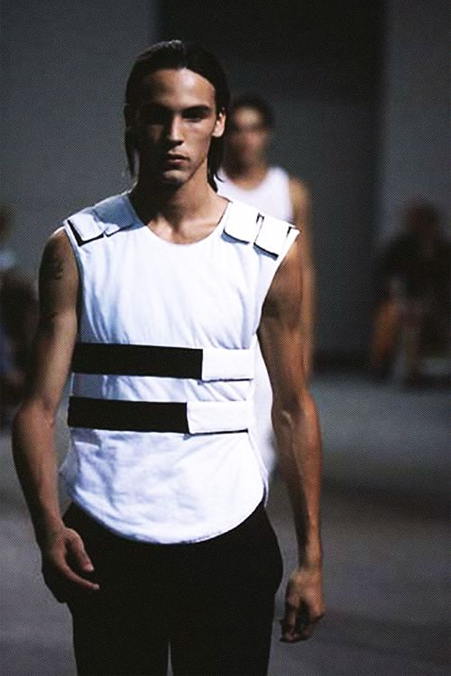 Visions of the Future: Helmut Lang Spring/Summer 1998