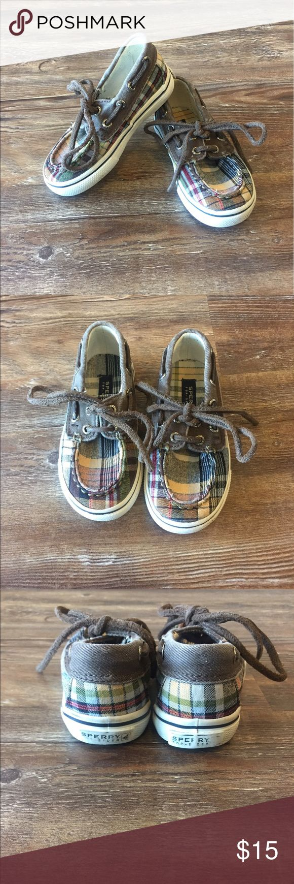 Selling this Boys Sperry Top-Sider  Sz. 6 on Poshmark! My username is: reinspired. #shopmycloset #poshmark #fashion #shopping #style #forsale #Sperry Top-Sider #Other