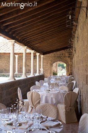 Convento San Bartolomeo - Location matrimoni Roma