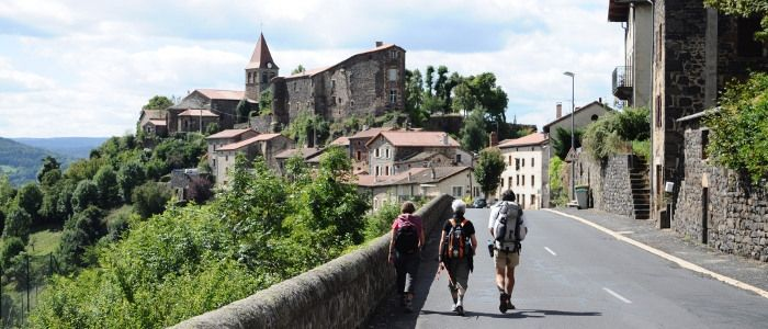 Saint-Privat-d'Allier, sur la Route du Puy-en-Velay