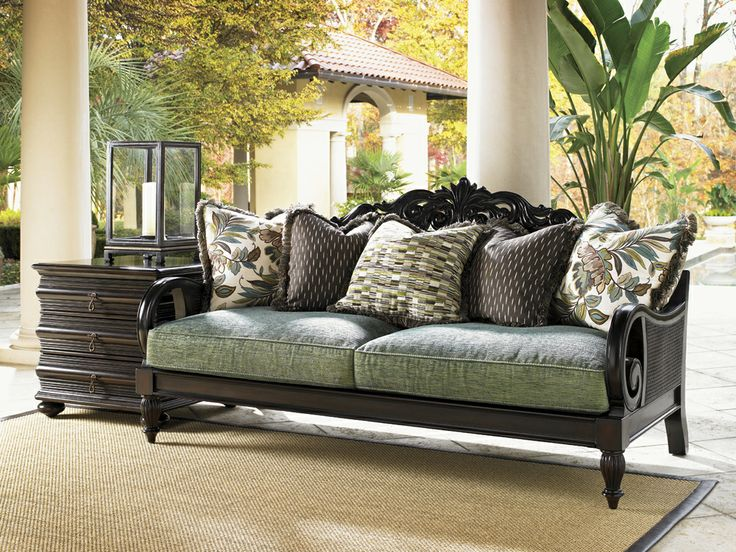 Attractive Royal Kahala Turtle Bay Sofa, Lexington Home Brands