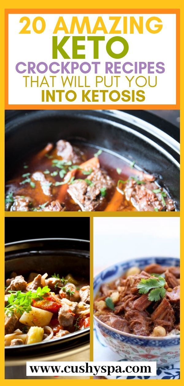Here are 20 cool keto crockpot recipes that will help you with your weight loss