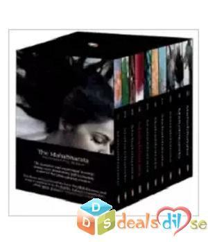 The Mahabharata Box Set (Paperback) @ Rs.2,484/-