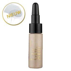 Inika Crème Eye Shadow - Champagne ken jij de nieuwe creme oogschaduw van inika al?