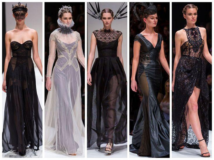 Couture Trends 2014 | MSFW Designer Runway 1