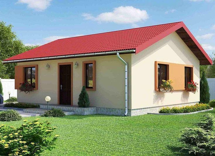 Proiecte de case de 60-70 mp