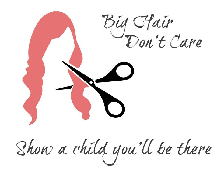Big hair, don't care. Show a child you'll be there.   An awesome fundraiser from our friends at Lakeside Physiotherapy and Massage! Donate to their CanadaHelps page and support A Child's Voice Foundation's Angel Hair for Kids program!  Donate now: https://www.canadahelps.org/en/pages/big-hair-dont-care-show-a-child-youll-be-there/