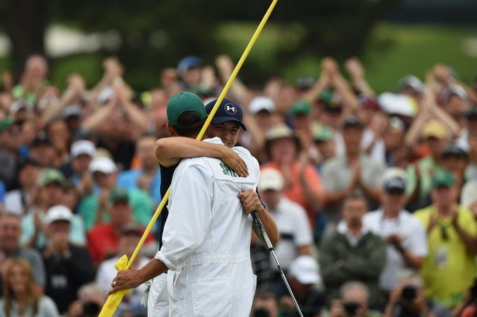 On Jordan Spieth's Bag: Part Caddie, Part Teacher and Encourager - NYTimes.com