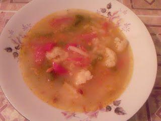 Camilla w kuchni: Zupa z fasolki szparagowej po rumuńsku