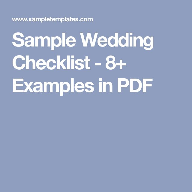 Best Check List Images On   Event Planning Business