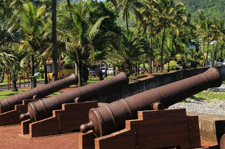 Barachois - Ile de La Réunion Tourisme - à St Denis - de beaux souvenirs
