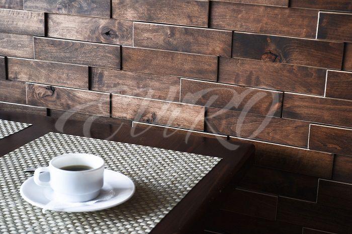Компания «ЕВиРО» представляет абсолютно новый продукт на белорусском рынке – интерьерную 3D-плитку из массивной древесины .Являясь абсолютно экологичными продуктом, плитка удивительным образом преобразит Ваш интерьер, придаст ему неповторимость и эксклюзивность. Она выполнена из массивной древесины дуба и покрыта натуральными экологическими маслами