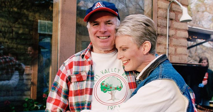 Inside John McCain's Love Story with Wife Cindy: 'He Is My Hero and I Love Him with All My Heart'