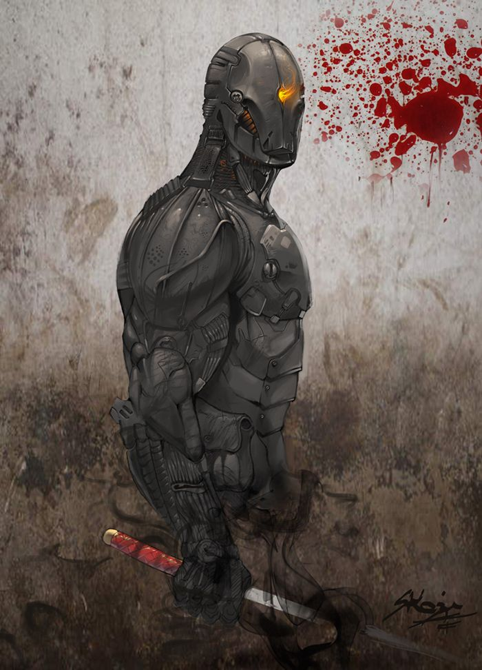 Ninja Suit final by ~skazi222 on deviantART