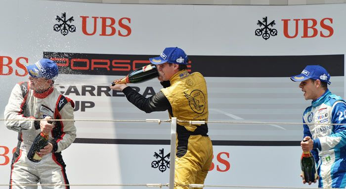 Martin Ragginer Perkuat Posisi Klasmen Di Porsche Carrera Cup Asia #info #BosMobil