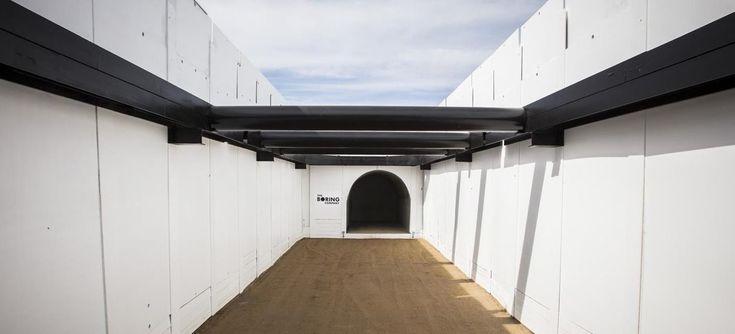 Elon Musk obtiene la primera autorización para construir túneles para el Hyperloop