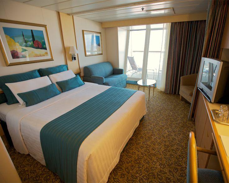 #Pullmantur #allinclusive #Cruises from #Spain  Image is of the Sovereign Junior Suite