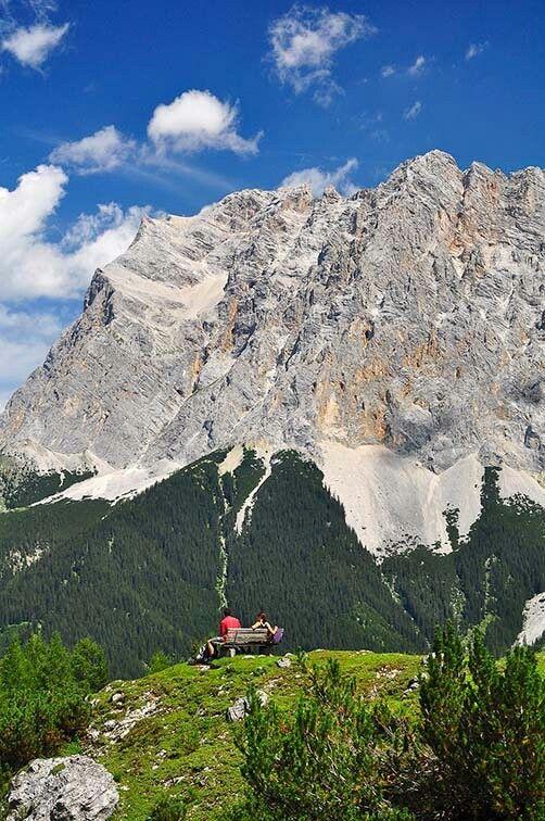 Zugspitze Ehrwald Austria, by bayernphoto