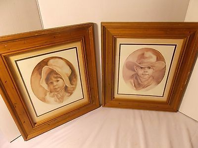 $22 (12) Vintage-HOMCO-home-Interiors-Pictures-Cowboy-Boy-And-Girl-By-Vel-Miller       Collectibles     >     Decorative Collectibles     >     Decorative Collectible Brands     >     HOMCO     >     Pictures