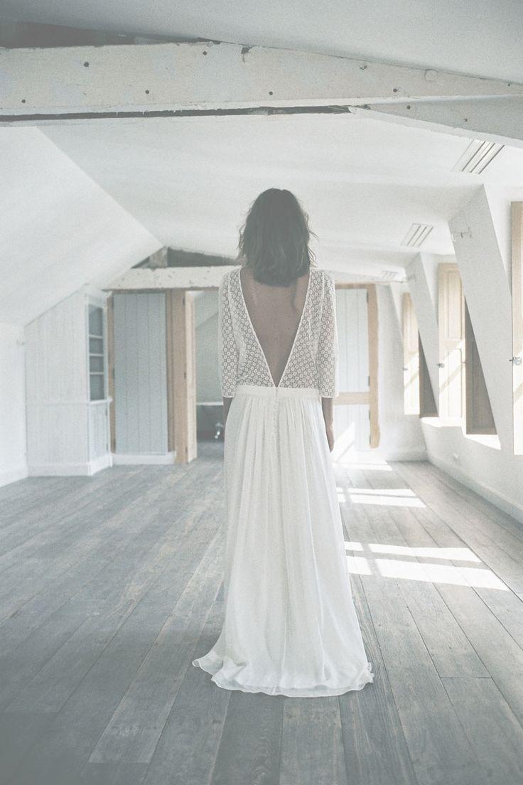 Donatelle Godart – Création de Robes de mariée sur mesure  Wedding dress Call Me Madame - French Wedding Planner in Bali