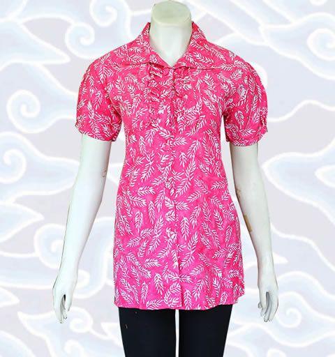 blouse bm129 di http://senandung.net/blus-batik-wanita-modern/