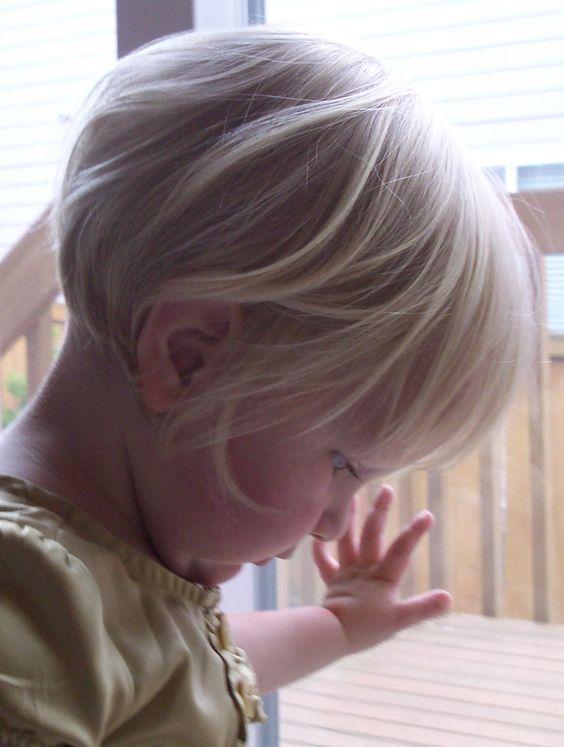 Cute Hair Cut for cute babies (2) - HairzStyle.Com                                                                                                                                                                                 More