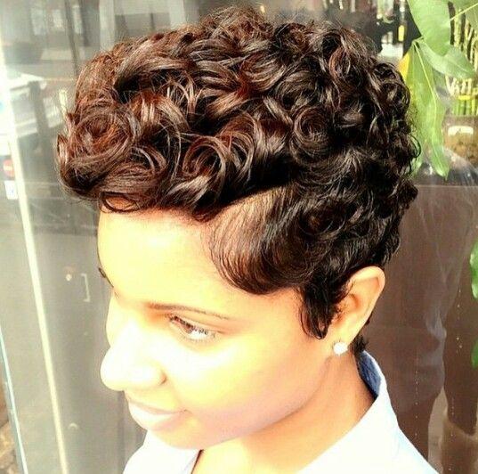 Summer Cuts Part 2( Straight & Wavy Short Haircuts) -pixie haircut