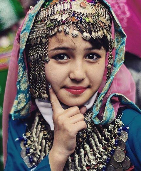 Portrait of a Hazara girl in #Traditional #Dress from #Meherabad , #Quetta , #Balochistan.    Photo by Batur Changezi    Instagram: @batur_hassan_changezi    Share your photos with us via  #TravelinPakistan   #travelinpk #tourism  .  .  #pakistan #hazara #travelgram #karachi #travel  #travelling #beautifulpakistan #kalashvalley #travelinpakistan  #visitpk  #kalash #festival #adventuretravel #igpk #ig_pakistan #Pakistani #beautiful #beautifulpeople #igtravel #travelphotography #peace