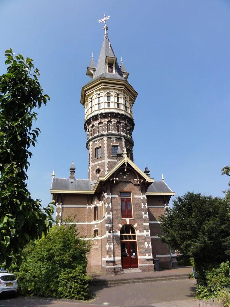 Watertower, Schoonhoven.