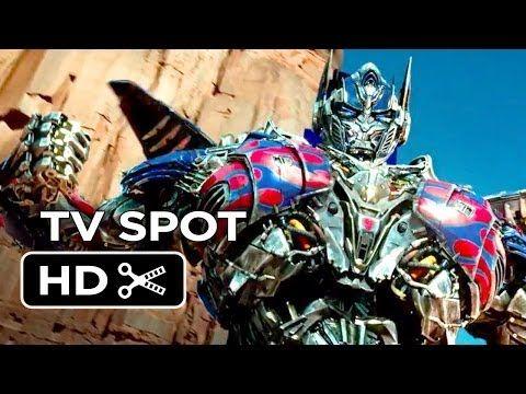 Transformers: Age of Extinction TV SPOT - Faith (2014) - Mark Wahlberg Movie HD