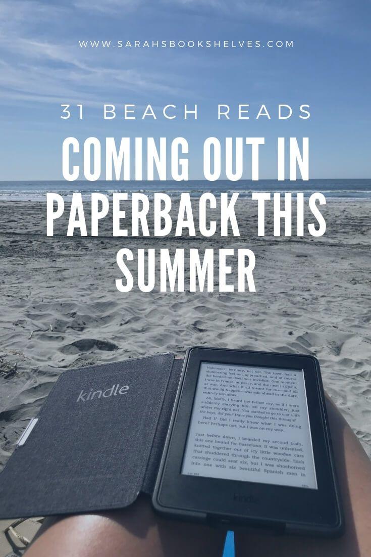 2018 Summer Reading List | Sarah's Book Shelves | Book Blog | Summer