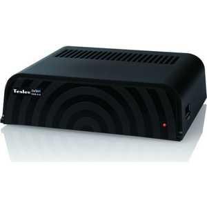 Tesler DSR-410  — 749 руб. —  Тип Tv-тюнер  Процессор Novatek78306  Дисплей нет  Управление на корпусе да  Макс. разрешение 1920x1080  Поддержка Dolby Digital (Ac3) нет  Порт Usb, шт 1  Запись с Тв на Usb устройство да  Выход Hdmi, шт 1  Антенна доп.опция  Цвет черный  Дополнительная информация  Чипсет: Alii3812 Alaa Тюнер: Sony Cxd2861Er 1хRf антенный вход (Iec-Type, Iec 169-2 famele) 1хRf антенный выход (Iec-Type, Iec 169-2 male) Vhf-H 174~230Mhz, Uhf 470~860Mhz Модуляция: Qpsk/16Qam/64Qam…