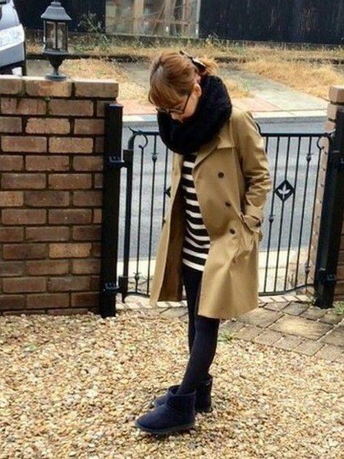 冬になると大活躍してくれる「ムートンブーツ」ふわふわしていて温かいし履き心地も抜群◎そのフォルムも可愛いですよね♭そんなムートンブーツの可愛い履きこなしを紹介。冬のコーデの足元はムートンブーツで決めてみて。おしゃれさんたちのムートンブーツの可愛いコーデを紹介*参考に冬コーデを完成させちゃいましょう♡