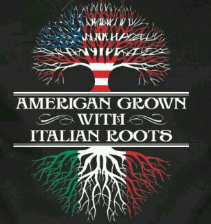 Italian roots :)
