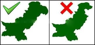 Image result for pakistan map