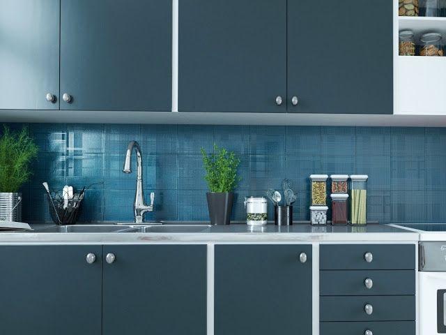 M s de 1000 ideas sobre azulejos de pared de cocina en - Revestimiento de paredes para cocinas ...