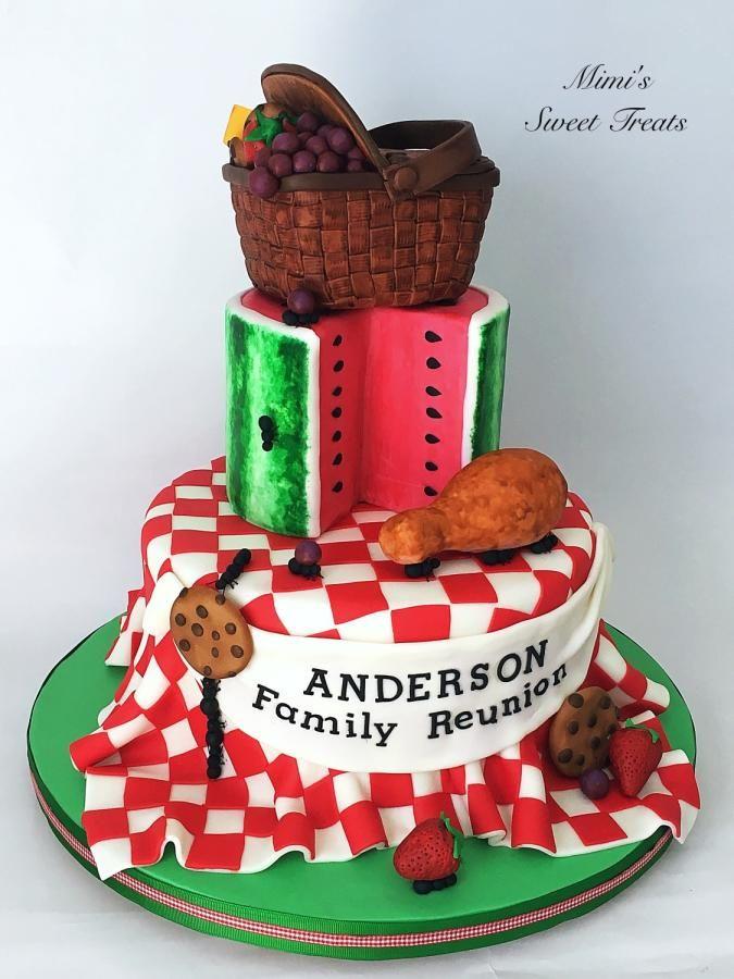 Family fun cake decorating ideas