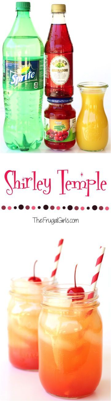 Shirley Temple Drink Recipe! ~ at TheFrugalGirls.com ~ add some fun nostalgia to your day with this easy and delicious summer drink! #drinks #recipes #thefrugalgirls