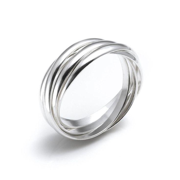 1000+ Ideas About Interlocking Wedding Rings On Pinterest
